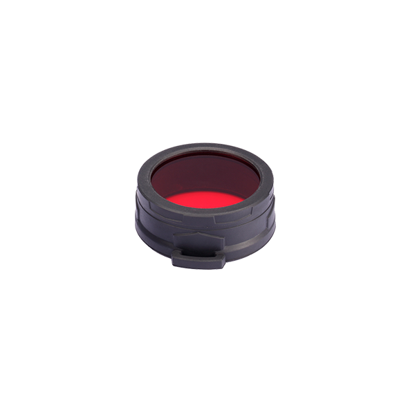 Nitecore NFR60 Filter rood