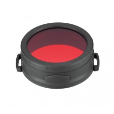 Nitecore NFR65 Filter rood
